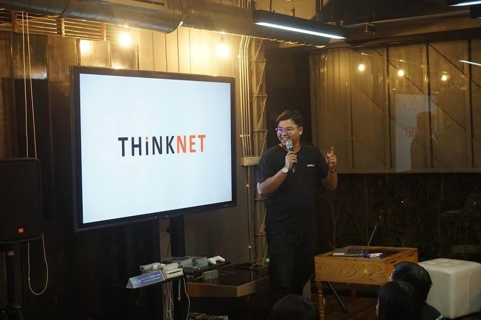 THiNKNET @CNX-Chet Yot ต้อนรับเหล่า Developer และ Designer จากทั่วเชียงใหม่ในงาน CNX UX/UI Meetup