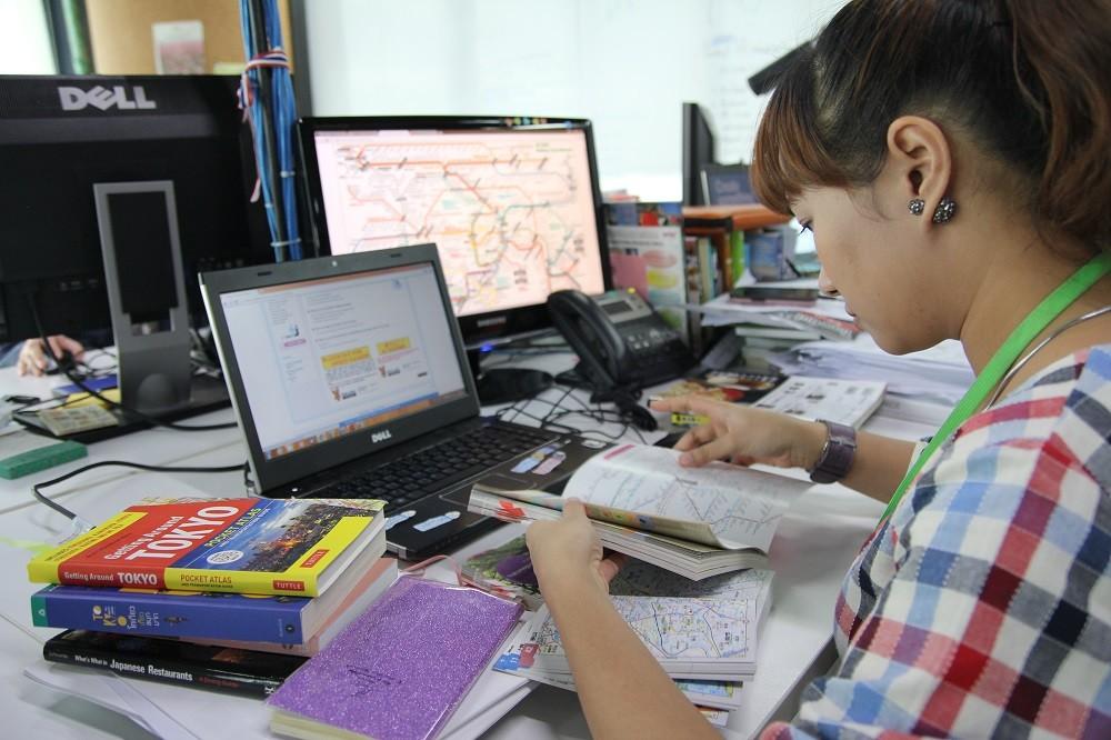 STEP 3 RESEARCH ค้นคว้าข้อมูล