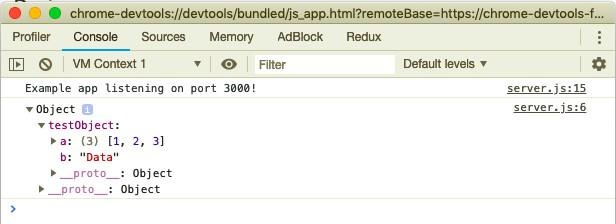 Debug Node ด้วย Chrome DevTools เพื่อความ Productive - THiNKNET Blog