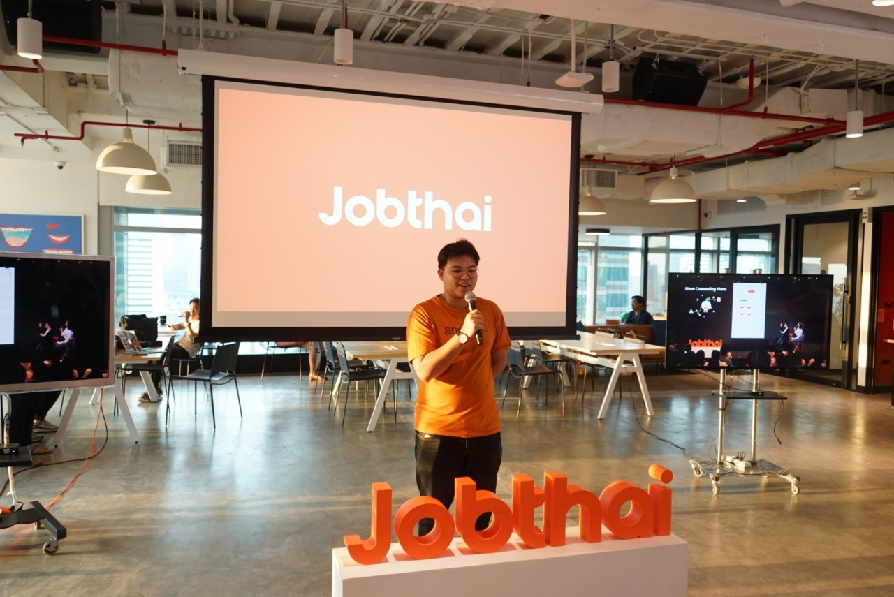 JobThai After Launch Party ปาร์ตี้ฉลองความสำเร็จของ THiNKNET