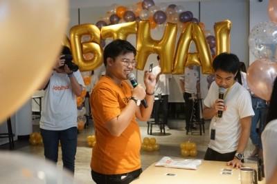 JobThai After Launch Party ปาร์ตี้ฉลองความสำเร็จของเราชาว THiNKNET